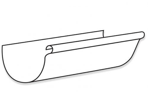Stramit® 150mm Half Round Gutter & Accessories