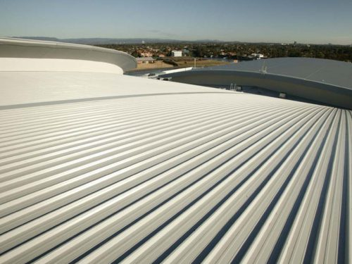 Stramit Speed Deck Ultra® 700 (KlipLok) Roof Sheeting
