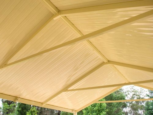 Stramit® Sunset Patio Deck