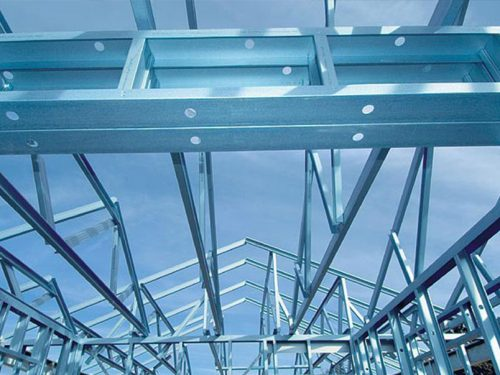 Steel Framing & Structural Sections